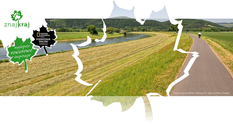 Trasa rowerowa Weser-Radweg