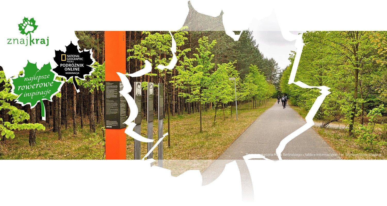 Trasa turystyczna Muru Berlińskiego - tablice informacyjne