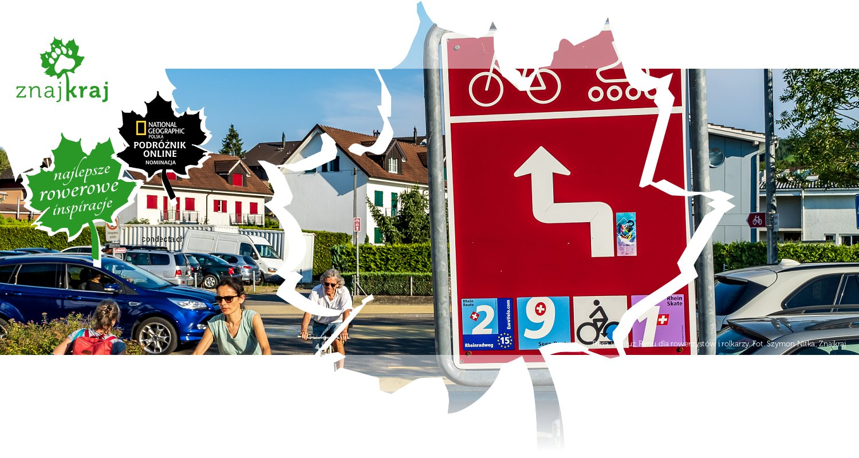 Trasa wzdłuż Renu dla rowerzystów i rolkarzy