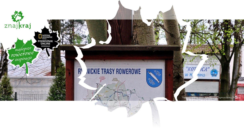 Trasy rowerowe okolic Rybnika