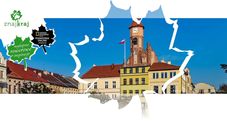 Trójkątny rynek w Brodnicy