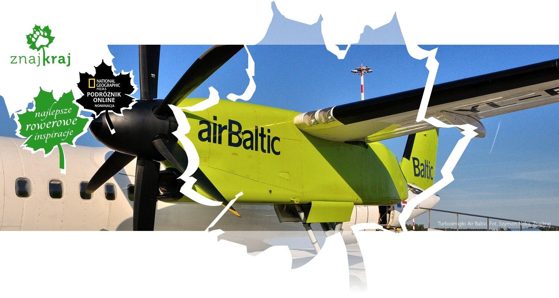 Turbośmigło Air Baltic