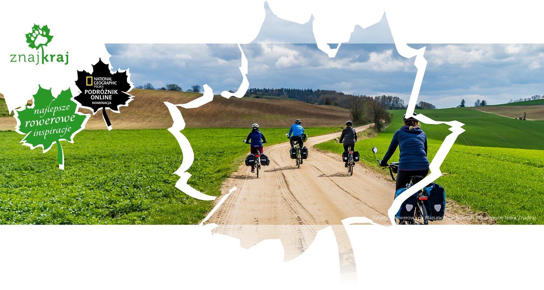 Turystyka rowerowa na Mazurach Zachodnich