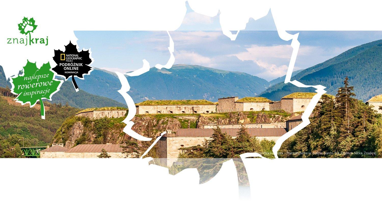 Twierdza Fortezza - Franzensfeste w dolinie Isarco