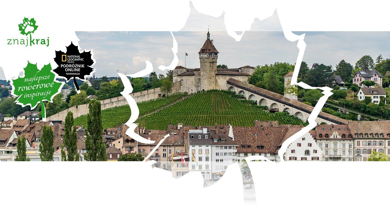 Twierdza Munot w Schaffhausen w Szwajcarii