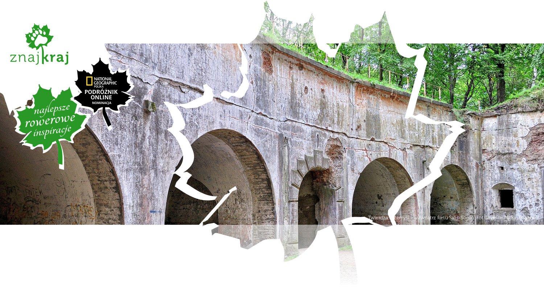 Twierdza Przemyśl - wewnątrz fortu Salis-Soglio
