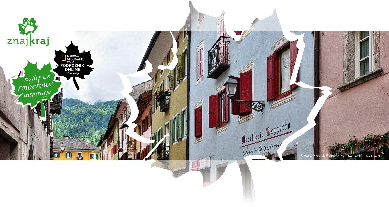 Ulica w Fiera di Primiero