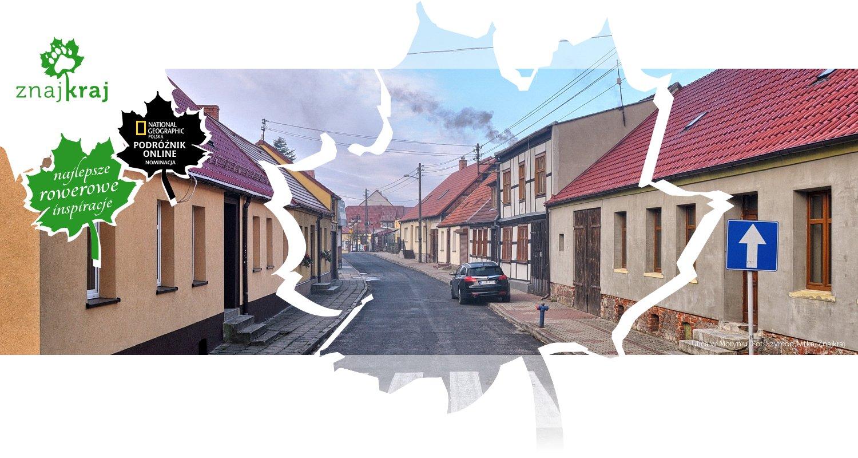 Ulica w Moryniu