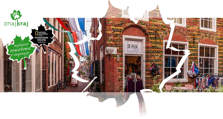 Uliczka w Leeuwarden
