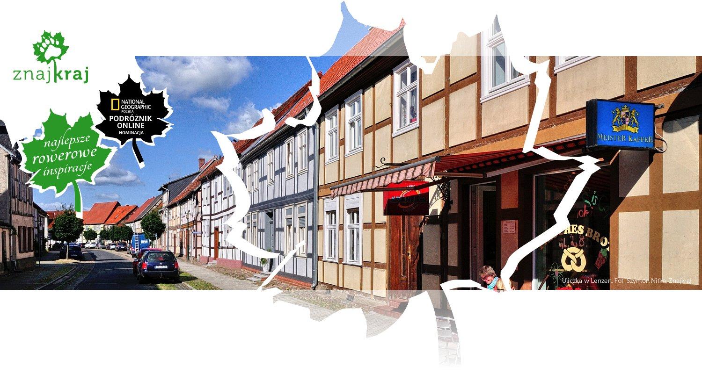 Uliczka w Lenzen
