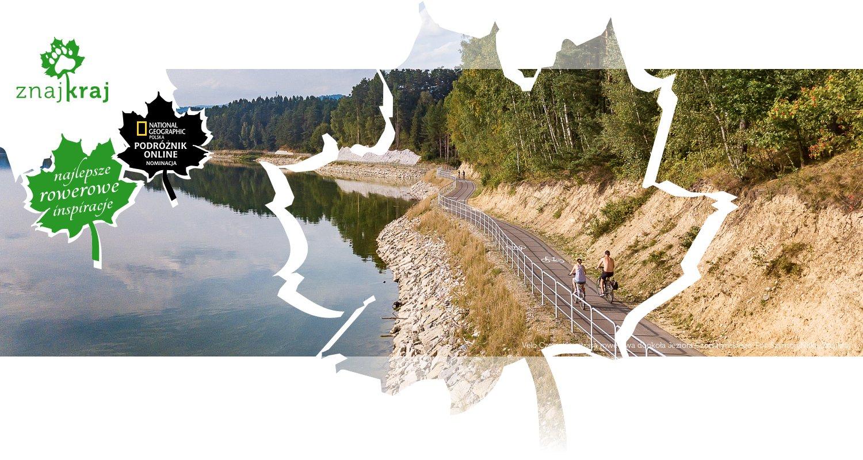 Velo Czorsztyn - trasa rowerowa dookoła Jeziora Czorsztyńskiego
