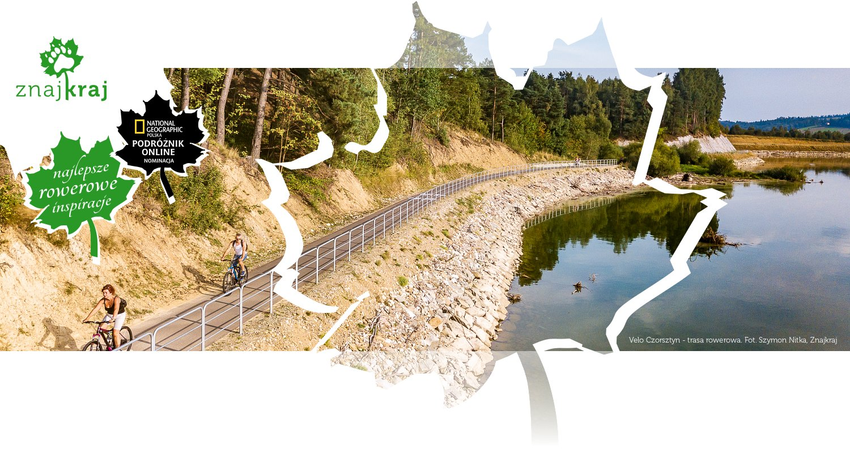 Velo Czorsztyn - trasa rowerowa