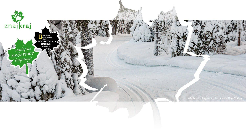 W Finlandii na biegówkach