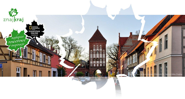W historycznym centrum miejskim Wittstock