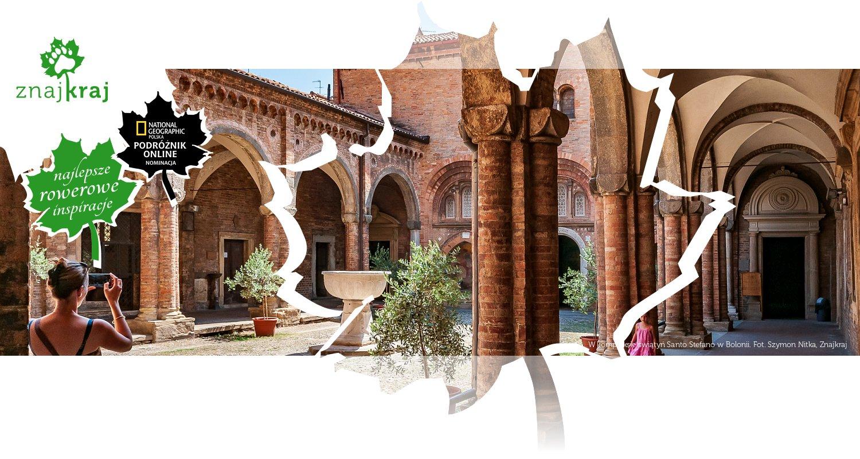 W kompleksie świątyń Santo Stefano w Bolonii