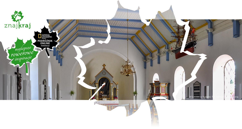 W kościele w Svaneke