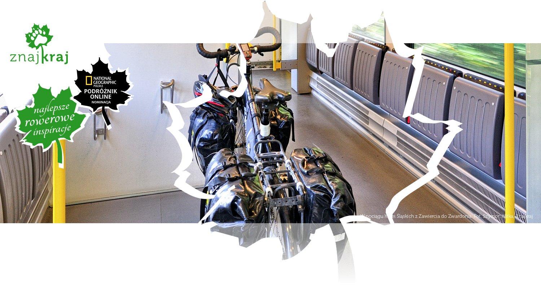 W pociągu Kolei Śląskich z Zawiercia do Zwardonia