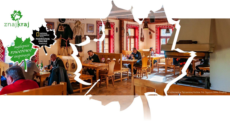 W restauracji w Tatrzańskiej Kotlinie