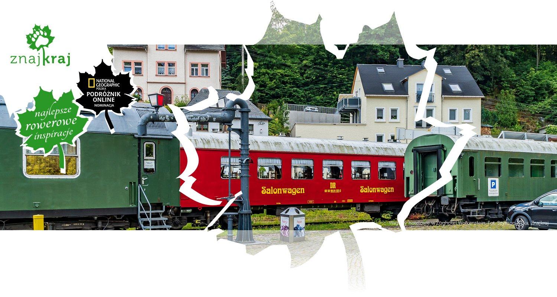 Wagony hotelowe w Zughotel Wolkenstein