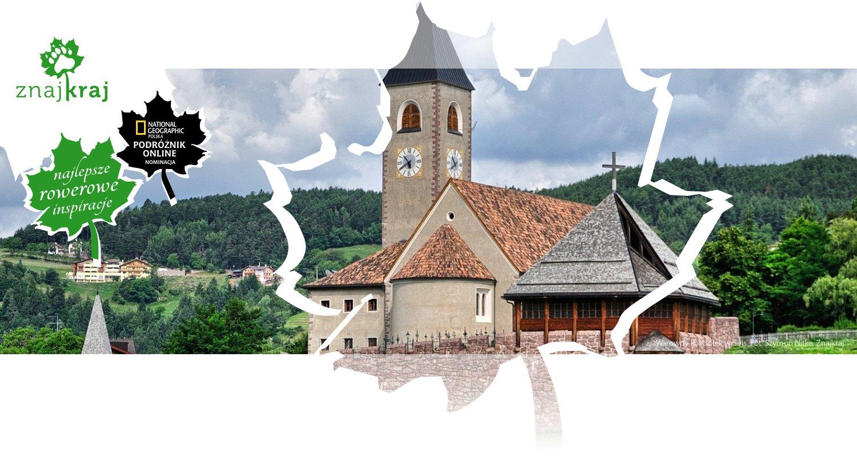 Warowny kościółek w Seis