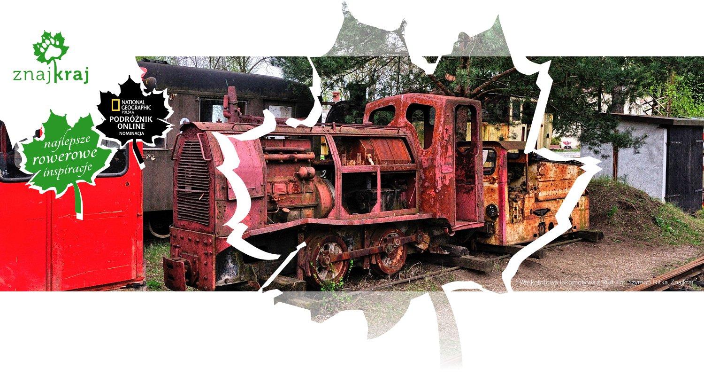 Wąskototowa lokomotywa z Rud