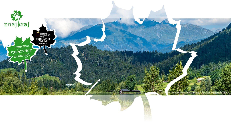 Weißensee - jezioro w Karyntii w Austrii