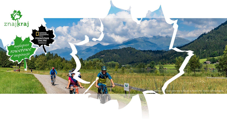 Weißensee - trasy rowerowe w Alpach w Austrii