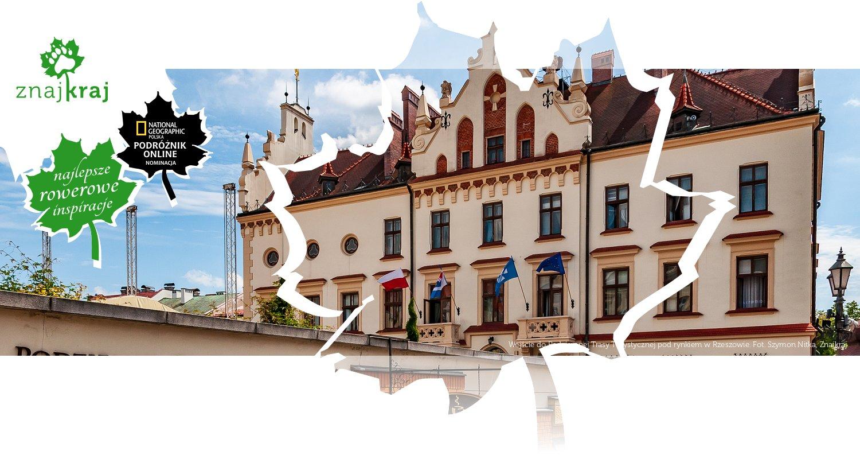 Wejście do Podziemnej Trasy Turystycznej pod rynkiem w Rzeszowie