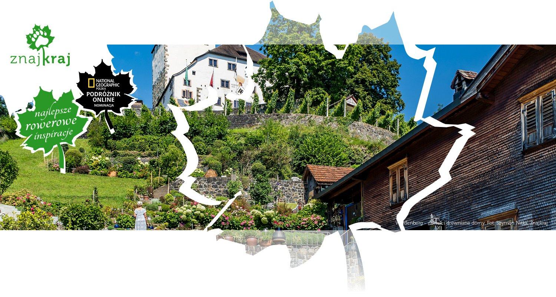 Werdenberg - zamek i drewniane domy