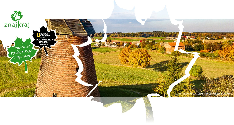 Wiatrak holenderski w Łąkorzu