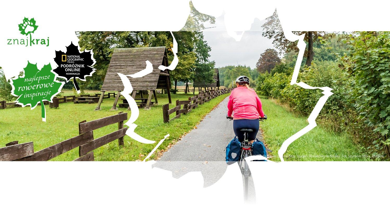Wiaty dla rowerzystów przy Starym Rowerowym Szlaku