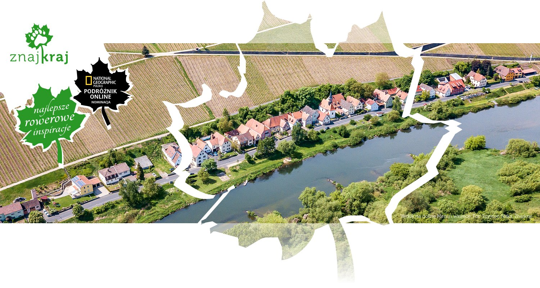 Widok na dolinę Menu i winnice