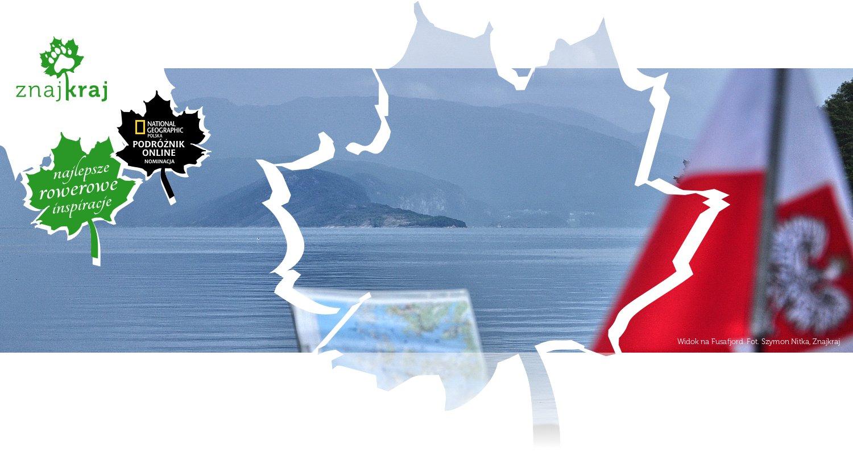 Widok na Fusafjord