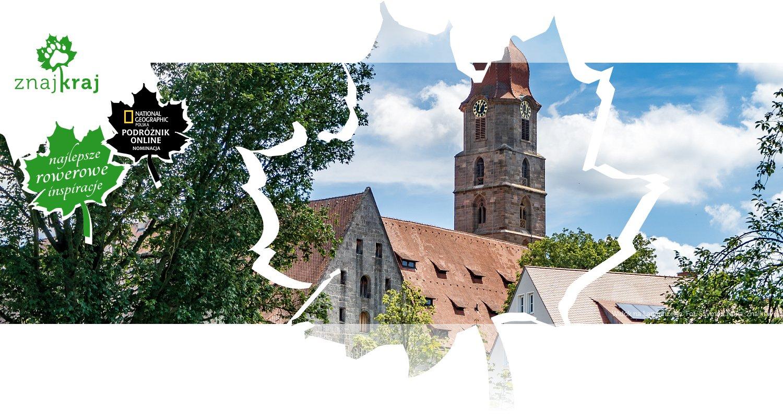 Widok na Langenzenn