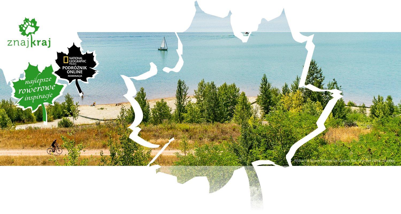 Widok na Nowe Pojezierze Lipskie