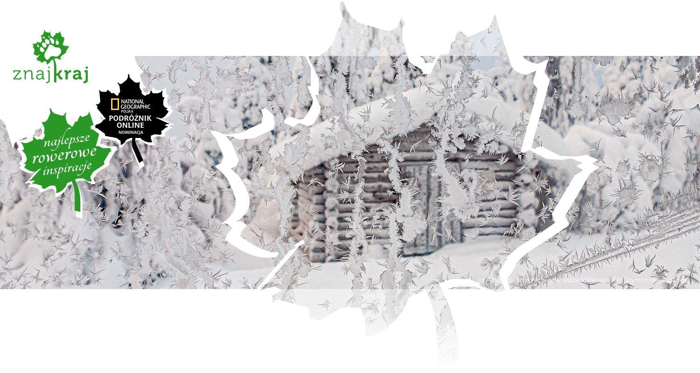 Widok ze schronu w rezerwacie Valtavaara