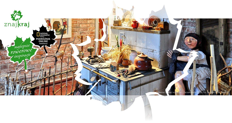 Wierzenia i postaci w kuchni - Zaczarowana Chata