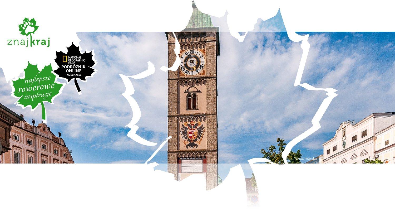 Wieża miejska na rynku w Enns