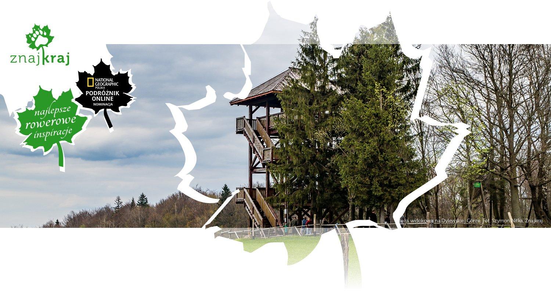 Wieża widokowa na Dylewskiej Górze