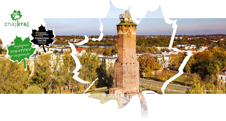 Wieża zamku krzyżackiego w Brodnicy