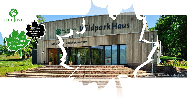 Wildpark Haus w Neuhaus im Solling