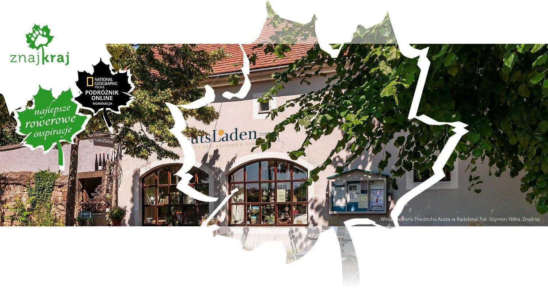 Winiarnia Karla Friedricha Austa w Radebeul