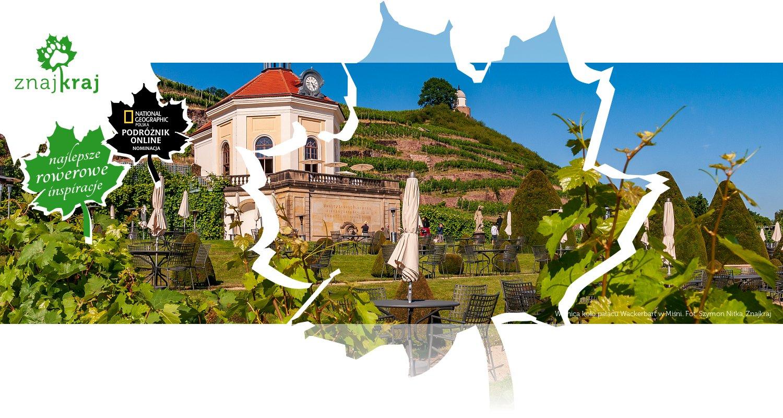 Winnica koło pałacu Wackerbart w Miśni