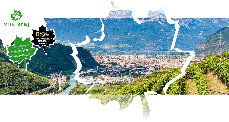 Winnice koło Bolzano