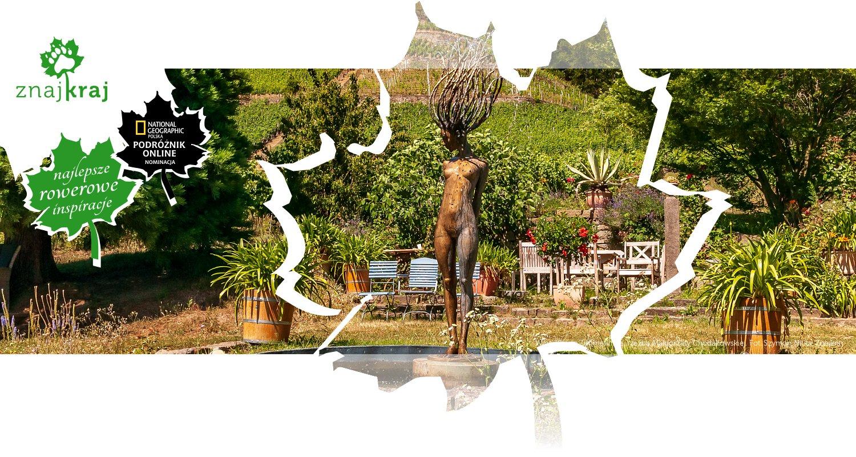 Wino Klausa Zimmerlinga, rzeźba Małgorzaty Chodakowskiej