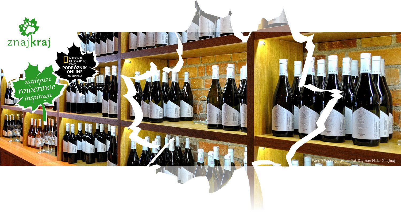 Wino z Winnicy Turnau