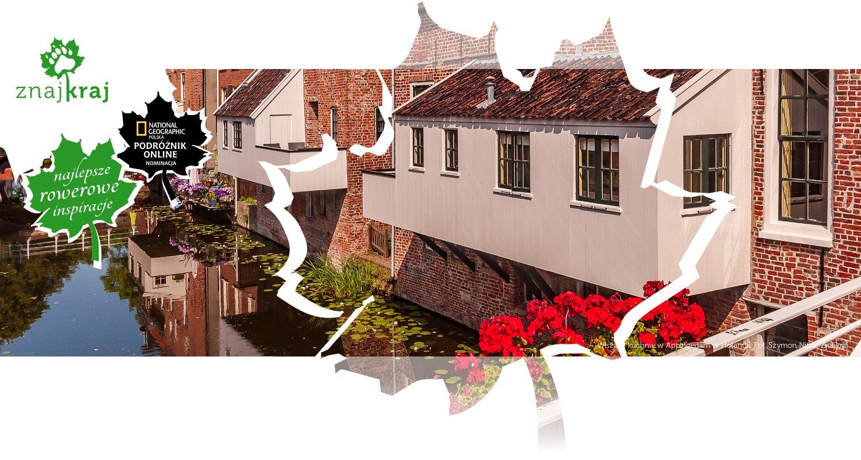 Wiszące kuchnie w Appingedam w Holandii