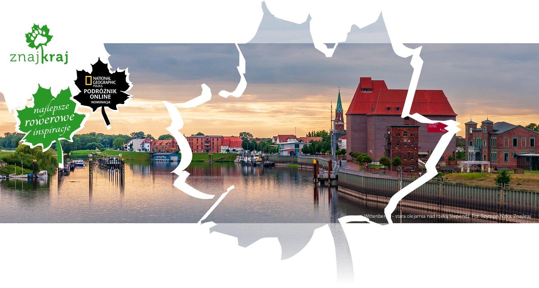 Wittenberge - stara olejarnia nad rzeką Stepenitz