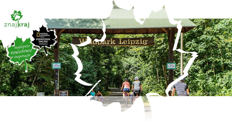 Wjazd do Wildpark Leipzig