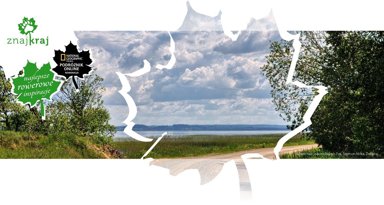 Wjazd nad jezioro Raźno